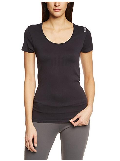 Эфирные женщины с коротким рукавом футболка Бесшовной