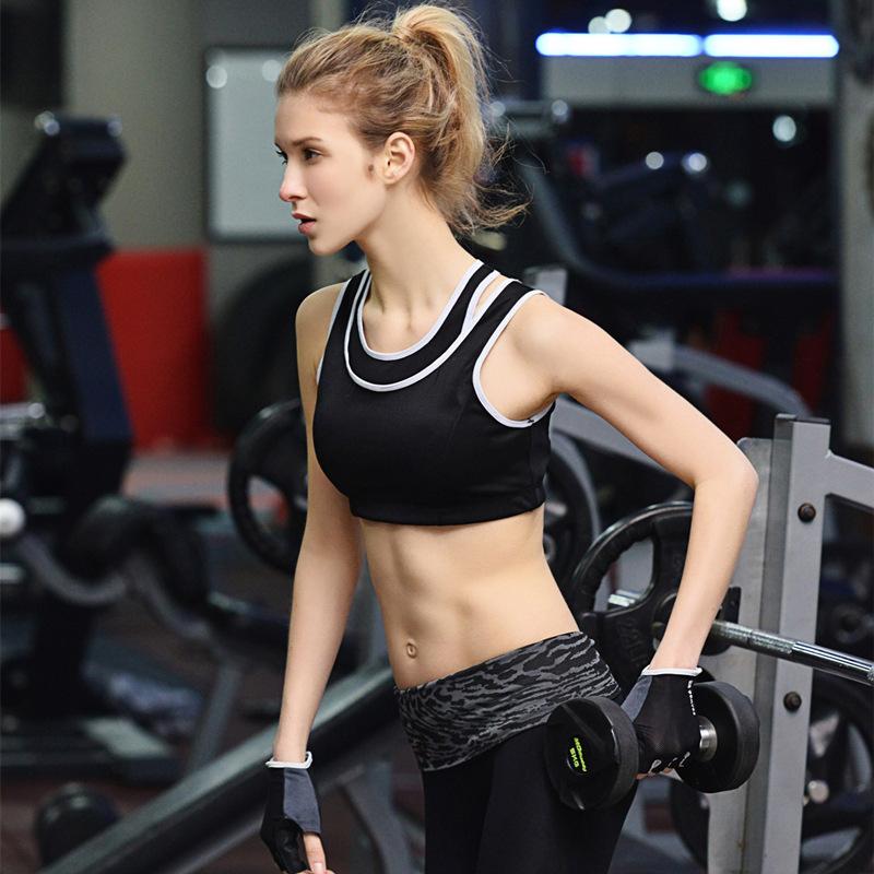 Новый заказ Hot Sexy Мода Йога дамы Сублимация Печатный фитнес носить некрасивых женщин Спорт Женская одежда йога бюстгальтер