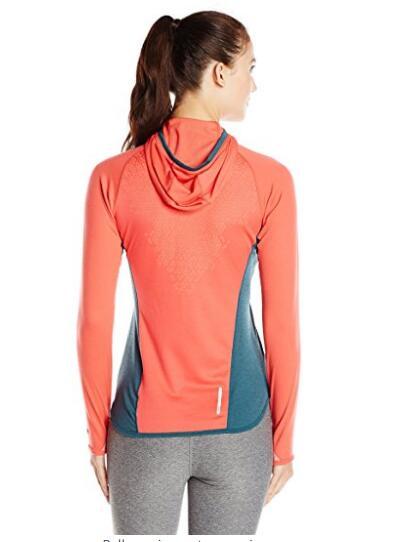 Оранжевые женские куртки Бесшовные