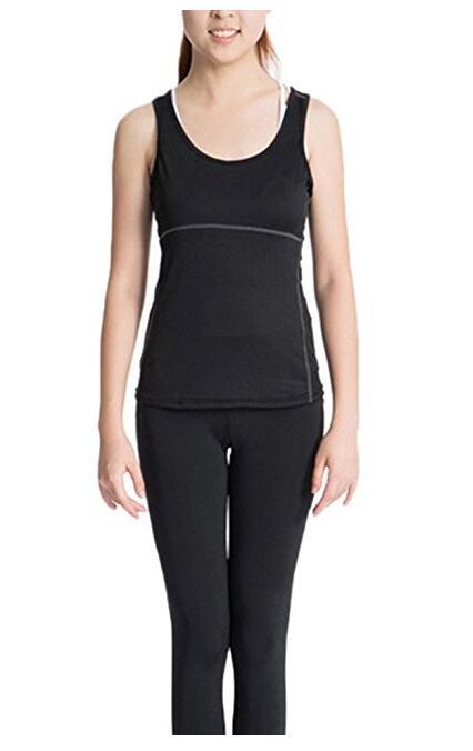Бег Vest Top Бесшовные Спорт Tank Top Женщины Quick Dry Vest
