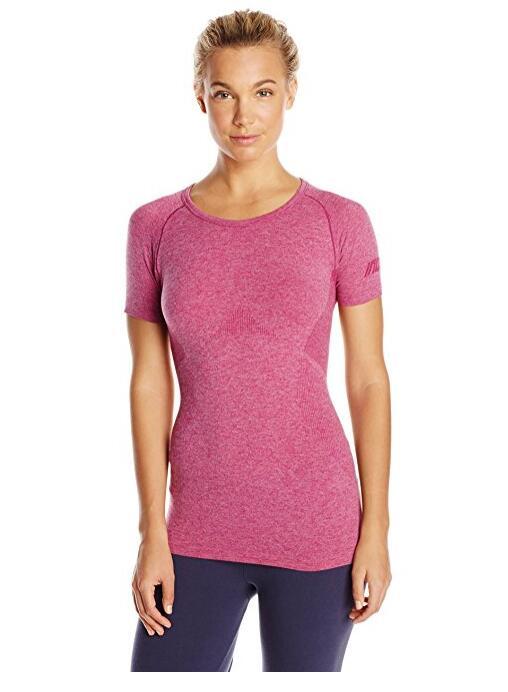 Бесшовные женские футболки, NE-442