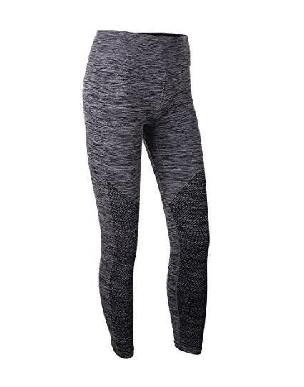 Женщины высокой талией Спорт Йога каждый день Леггинсы для похудения Эластичный Gym Workout гибкие штаны
