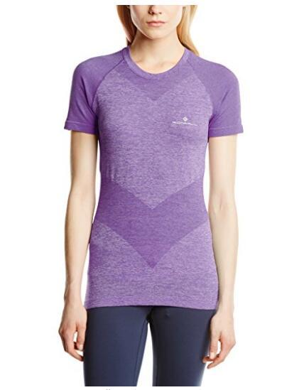 Женская аспирация Cool-Knit с коротким рукавом футболки