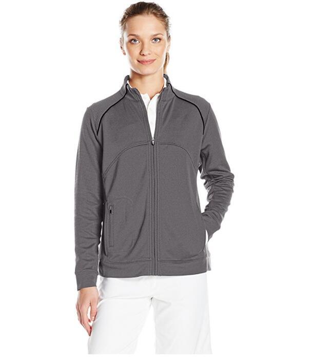 Женская Cb DRYTEC Край Full-Zip Jacket