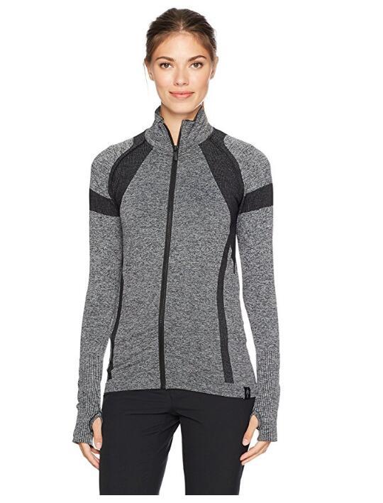 Для женщин крест Бесшовные куртки, NE-251