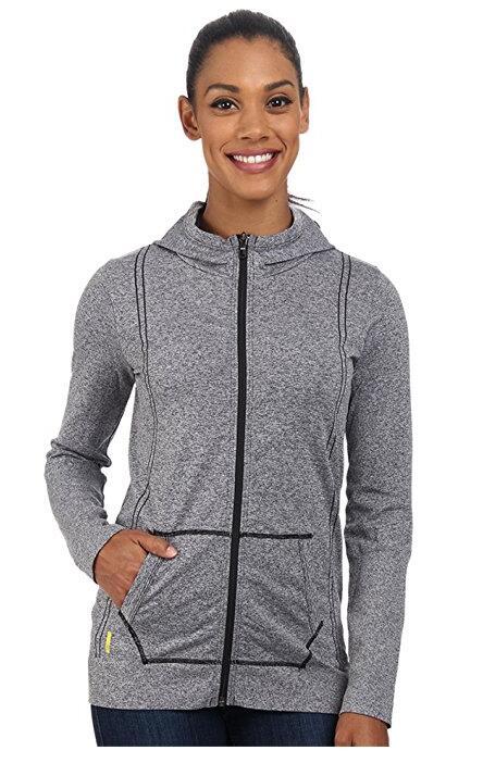 Женская Преданность Бесшовные Hoodie Jacket, NE-278