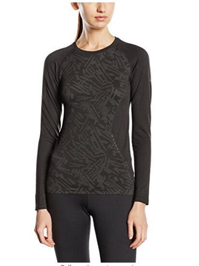 Для женщин с длинным рукавом Запуск футболки, NE-441