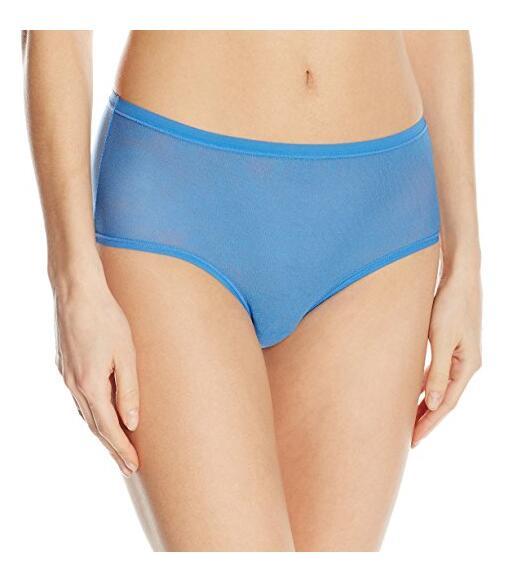 Для женщин Современные сетки Brief Panty
