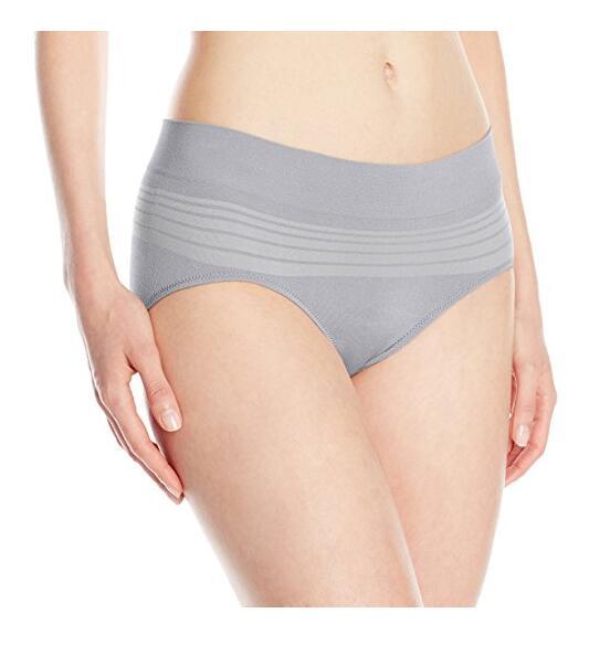 Для женщин Нет Pinching Нет проблемы Бесшовного Hipster Panty, NE-220