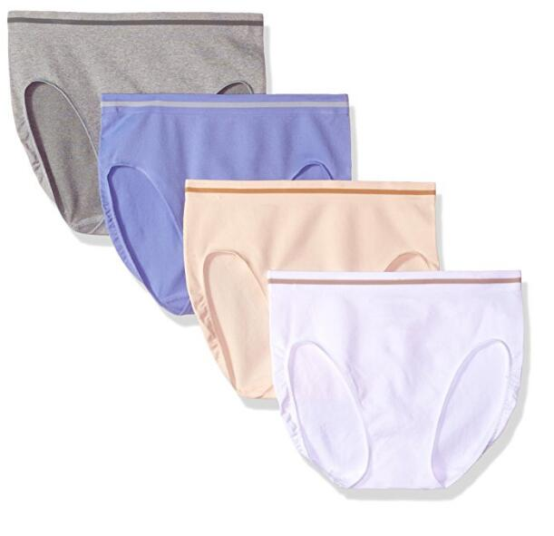 Для женщин Бесшовные Flawless Fit Привет Cut Panty