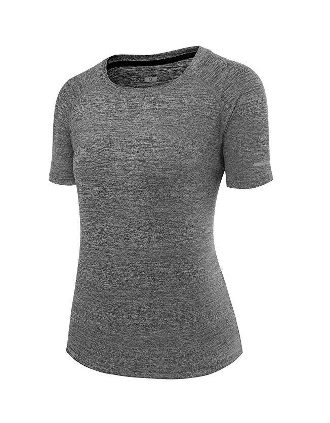 Рубашки с коротким рукавом женщин, NE-409