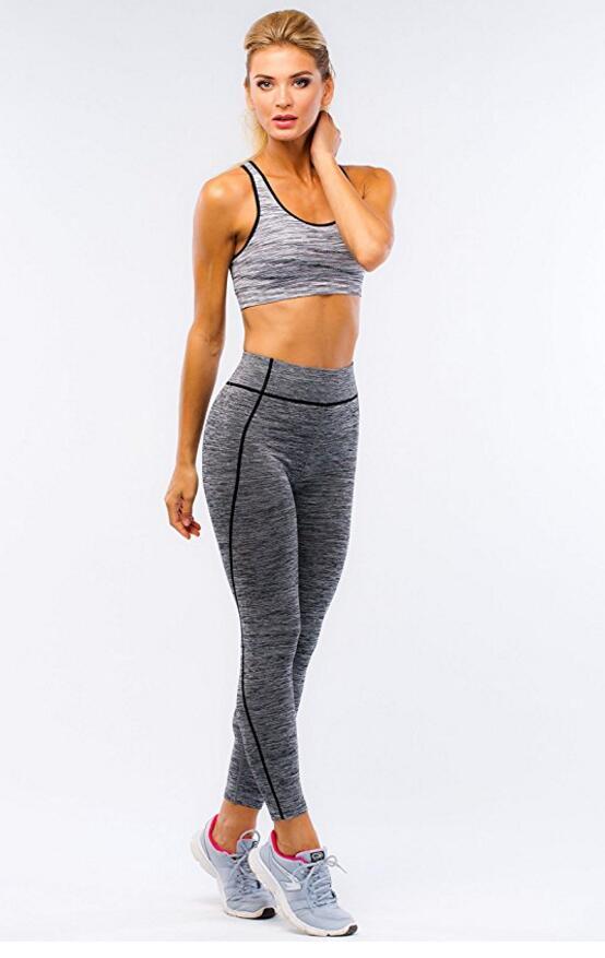 Женская йога Спорт Бесшовная Активный Одежда Legging, NE-511