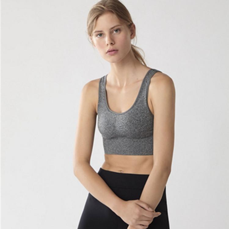 оптовые женщины йоги спортивного бюстгальтер дама бесшовного фитнес спортивного бюстгальтер, NE-07